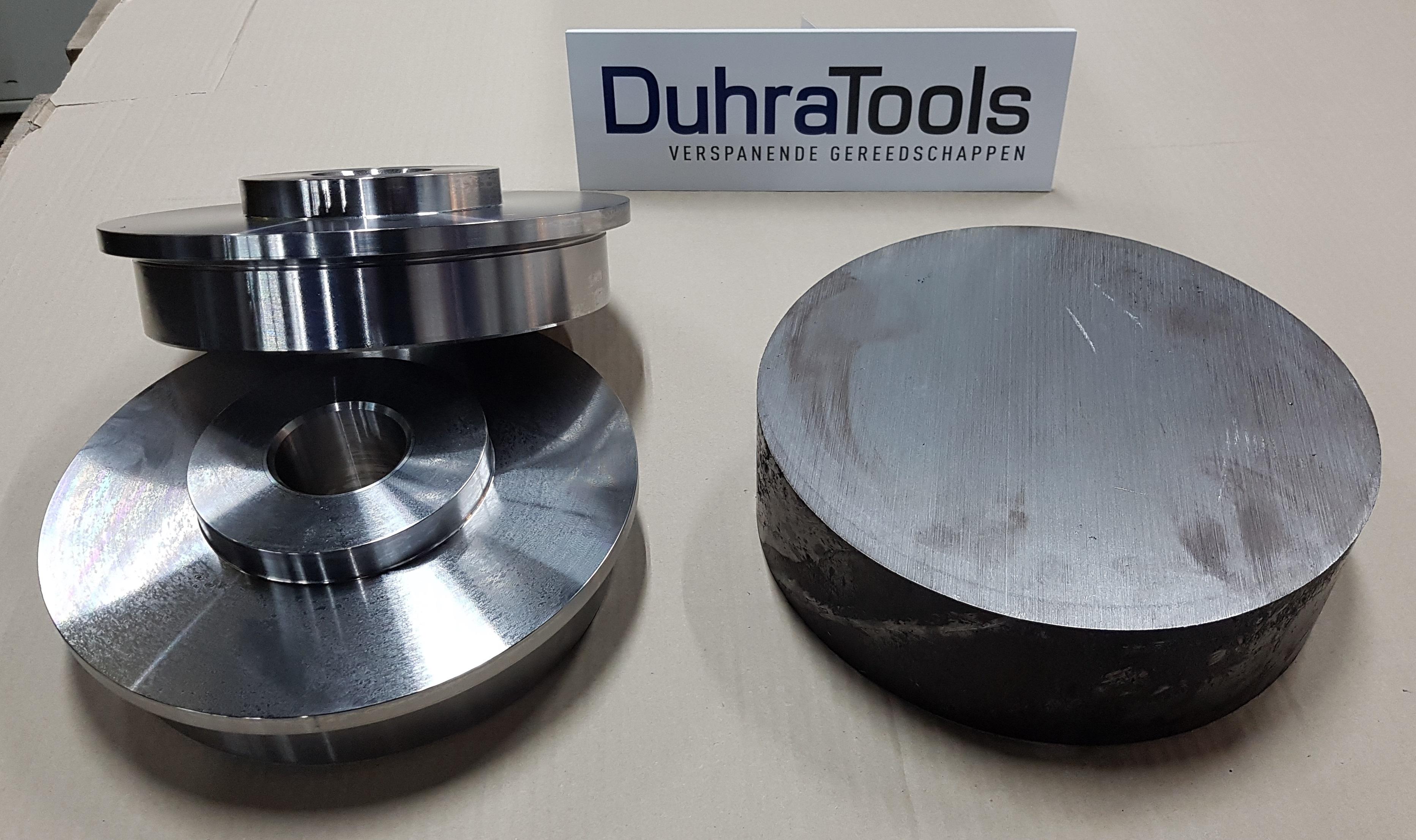 Wheel plate optimalisatie