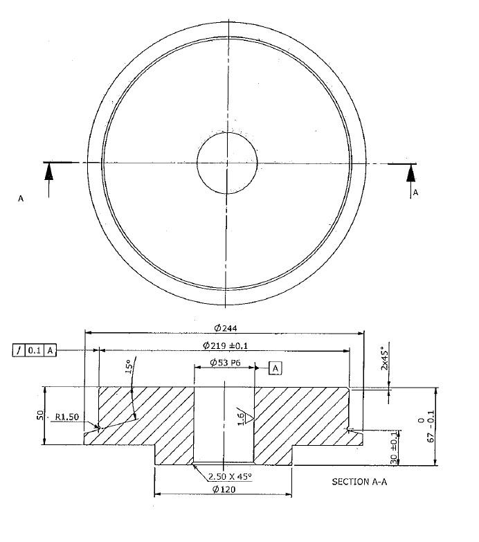 Procesoptimalisatie Wheel Plate