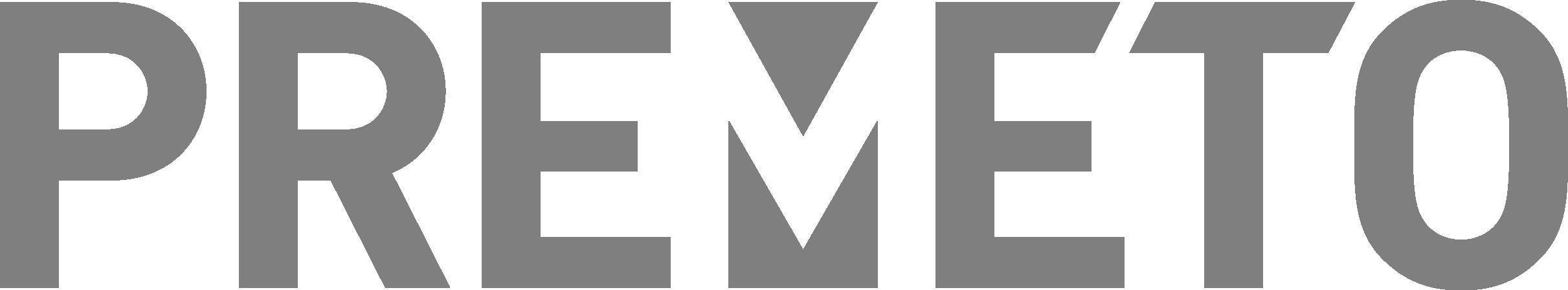 logo_Premeto_Grijs